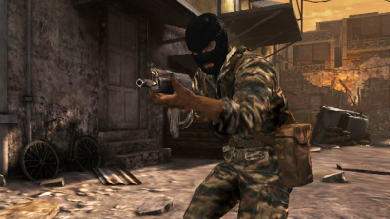 Call of Duty declassificato