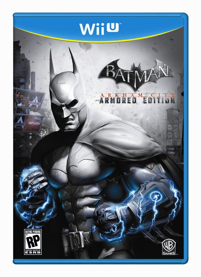 Gamescom 2012 - Catwoman e copertina per Batman: Arkham City - Armored Edition