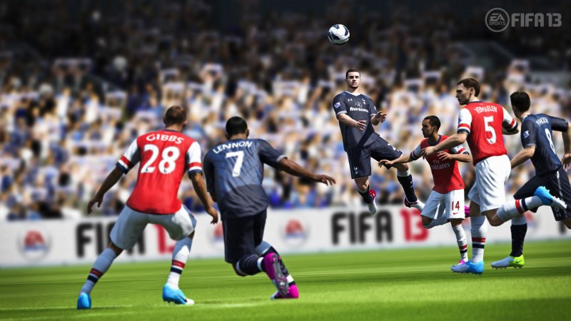 Disponibile la demo di FIFA 13 su PC