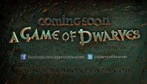 A Game of Dwarves - Trailer gameplay Gamescom 2012