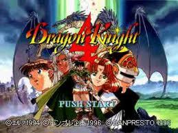 Dragon Knight 4 per PC MS-DOS