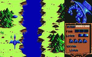 Dragon Spirit: The New Legend per PC MS-DOS