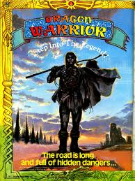 Dragon Warrior per PC MS-DOS