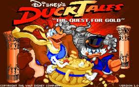 Duck Tales: The Quest for Gold per PC MS-DOS