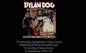 Dylan Dog: Attraverso lo Specchio per PC MS-DOS