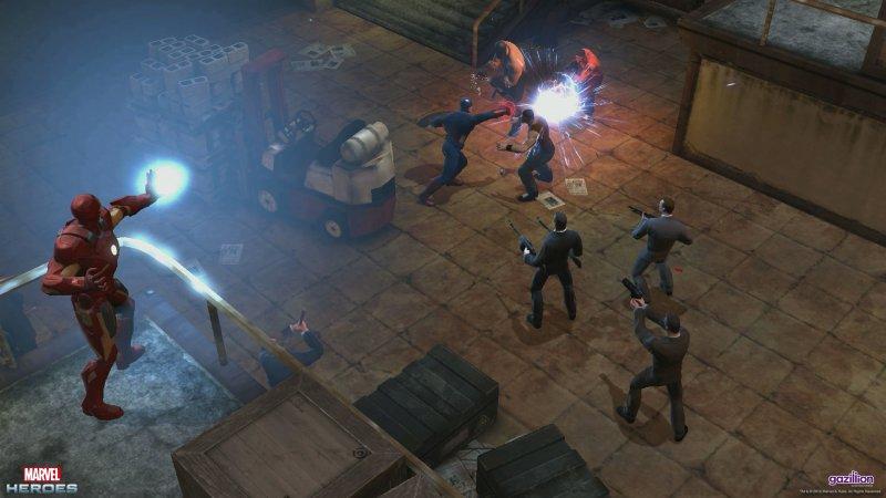 Supereroi a caccia di loot