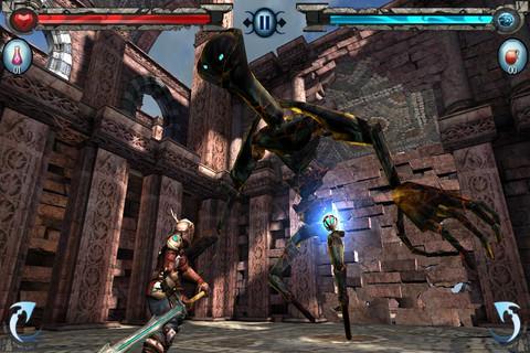 Horn, l'action adventure di Phosphor Games, è disponibile su App Store