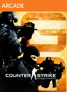 Counter-Strike: Global Offensive per Xbox 360