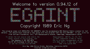 Egaint per PC MS-DOS