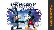 Disney Epic Mickey 2: L'avventura di Topolino e Oswald - Videoanteprima Gamescom 2012