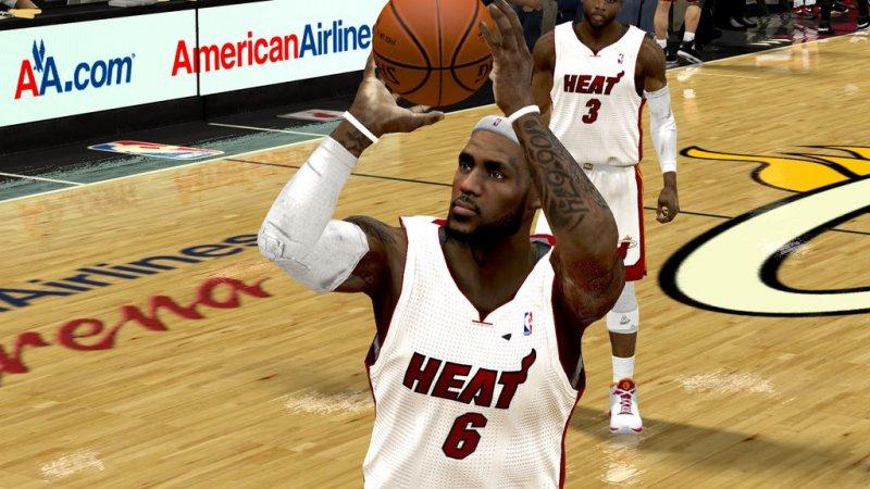 Il grande basket NBA