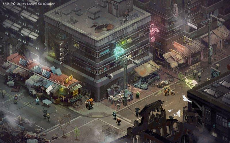 Shadowrun Returns punta a catturare lo spirito del gioco di ruolo originale