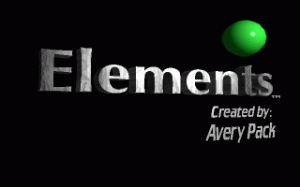 Elements per PC MS-DOS