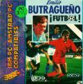 Emilio Butragueño Fútbol per PC MS-DOS