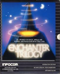 Enchanter Trilogy per PC MS-DOS