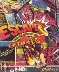 Escape from the Planet of the Robot Monsters per PC MS-DOS