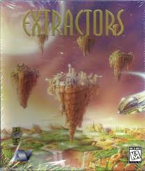 Extractors: The Hanging Worlds of Zarg per PC MS-DOS