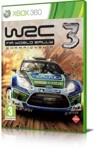 WRC: FIA World Rally Championship 3 per Xbox 360