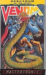 Venom per Sinclair ZX Spectrum