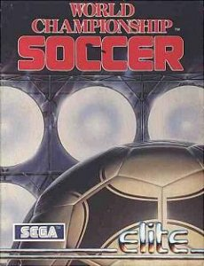 World Championship Soccer per Sinclair ZX Spectrum