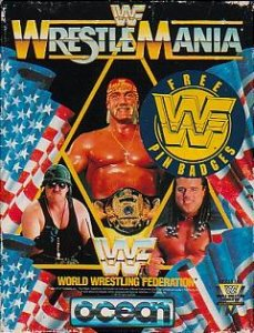 WWF Wrestlemania per Sinclair ZX Spectrum