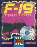 F-19 Stealth Fighter per PC MS-DOS