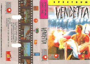 Vendetta per Sinclair ZX Spectrum