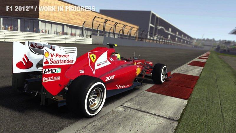 F1 2012 sarà presente in anteprima al Top Audio Video Show 2012