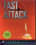 Fast Attack: High Tech Submarine Warfare per PC MS-DOS