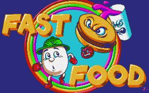Fast Food per PC MS-DOS