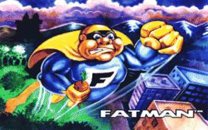 Fatman: The Caped Consumer per PC MS-DOS