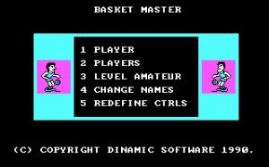Fernando Martín Basket Master per PC MS-DOS