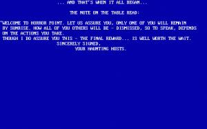 Final Soul per PC MS-DOS