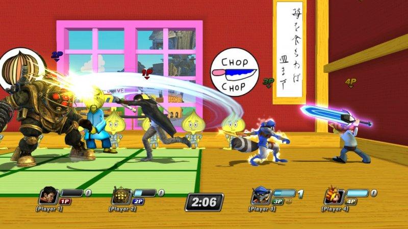 La lista completa dei personaggi di PlayStation All-Stars: Battle Royale