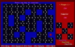 FourSide per PC MS-DOS