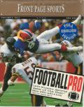 Front Page Sports: Football Pro per PC MS-DOS