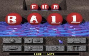 Funball per PC MS-DOS