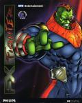 FX Fighter per PC MS-DOS