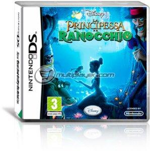La Principessa e il Ranocchio per Nintendo DS
