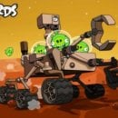 Il trailer del DLC Curiosity di Angry Birds Space