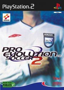 Pro Evolution Soccer 2 per PlayStation 2