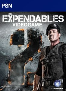 The Expendables 2 Videogame per PlayStation 3