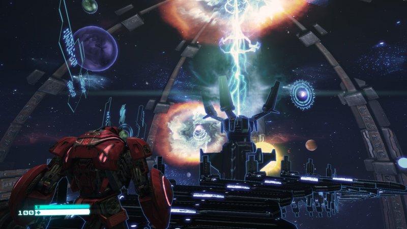 La Soluzione di Transformers: La Caduta di Cybertron