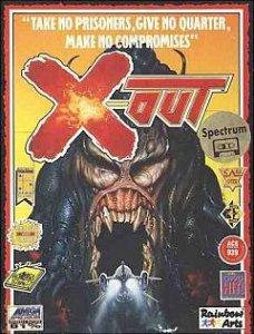X-Out per Sinclair ZX Spectrum