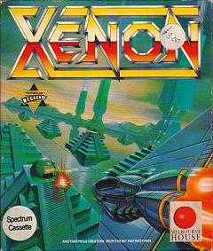 Xenon per Sinclair ZX Spectrum