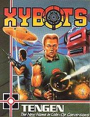 Xybots per Sinclair ZX Spectrum