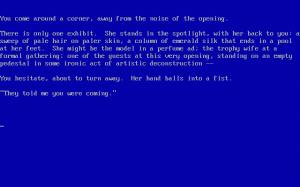 Galatea per PC MS-DOS