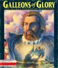 Galleons of Glory: The Secret Voyage of Magellan per PC MS-DOS