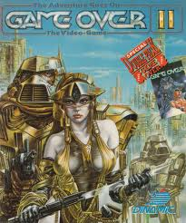 Game Over II per PC MS-DOS