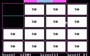Gapper per PC MS-DOS